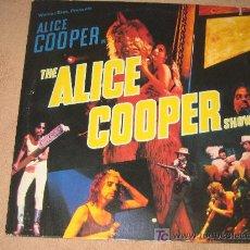 Discos de vinilo - ALICE COOPER - SHOW - USA - 14241196