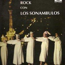 Discos de vinilo: LOS SONANBULOS 10¨ (25 CTMS.) SELLO ELECTRO HARMONIX EDITADO EN ESPAÑA. Lote 14266043
