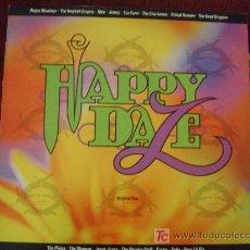 Discos de vinilo: HAPPY DAZE - HAPPY MONDAYS-INSPIRAL CARPETS-JAMES-THE FARM-CHARLATANS-PRIMAL SCREAM-PIXIES-CARTER.... Lote 25980107