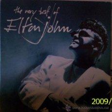 Discos de vinilo: ELTON JOHN THE VERY BEST OF ELTON JOHN DOBLE VINILO GASTOS DE ENVÍO GRATUITOS. Lote 25913882
