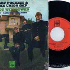 Discos de vinilo: SINGEL GARY PUCKETT & THE UNION GAP - LADY WILLPOWER. Lote 14339322