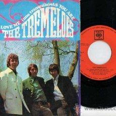 Discos de vinilo: SINGEL DE THE TREMELOES - AS YOU ARE . Lote 14339336