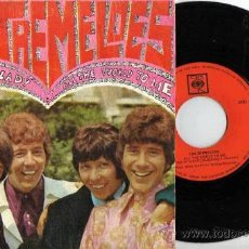 Discos de vinilo: SINGLE THE TREMELOES - MY LITTLE DAY . Lote 14339351