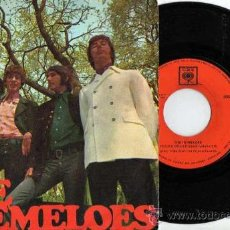 Discos de vinilo: SINGLE THE REMELOES - HELULE HELULE. Lote 14339388