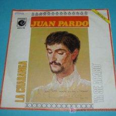 Discos de vinilo: JUAN PARDO. Lote 14342454