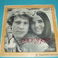 Discos de vinilo: LOVE STORY. Lote 14342736