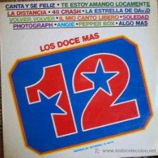 Discos de vinilo: LOS DOCE MAS. MOVIEPLAY / ESTEREO / S-14174. Lote 14366683