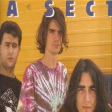 Discos de vinilo: LP LA SECTA - BLUE TALES . Lote 25256617