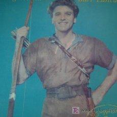 Discos de vinil: LA CAGASTE.....BURT LANCASTER - HOMBRES G. Lote 27153060