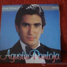 Discos de vinilo: AGUSTIN PANTOJA PIEL CANELA. Lote 14424937
