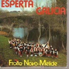 Discos de vinilo: EP GALICIA FOLK - FROITO NOVO-MELIDE : ESPERTA GALICIA . Lote 24910106