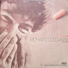 Discos de vinilo: LP. 1984 RICHARD COCCIANTE.. ENVIO GRATIS¡¡¡. Lote 34623463