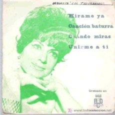 Discos de vinilo: ORQUESTA LOS TROVADORES - MIRAME A MI *** RCD 1972 EP. Lote 14489108