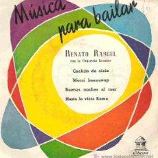 Discos de vinilo: RENATO RASCEL - CACHITO DE CIELO *** EP ODEON 1959. Lote 14497188