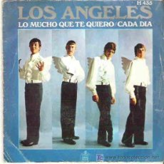 Discos de vinilo: LOS ANGELES - CADA DIA ** FREAKBEAT SPANISH 1969 . Lote 14562876