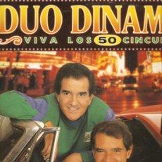 Discos de vinilo: LP DUO DINAMICO - VIVA LOS CINCUENTA - 15 NUEVAS CANCIONES LEGENDARIAS . Lote 20158234