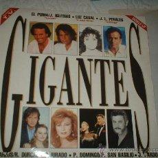 Discos de vinilo: DOBLE LP GIGANTE. Lote 25848447