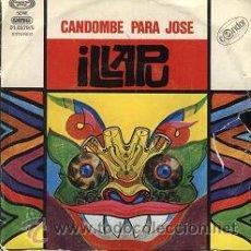Discos de vinilo: ILLAPU: CONDOMBE PARA JOSÉ (SINGLE DE 1978). Lote 14564824