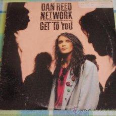 Discos de vinilo: DAN REED NETWORK ( GET TO YOU ) USA - 1988 LP33 MERCURY RECORDS. Lote 14573262