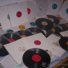 Discos de vinilo: VVAA - DANZAS Y PASODOBLES - AUVI 1978. Lote 25165876