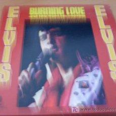 Discos de vinilo: ELVIS PRESLEY (BURNING LOVE ) LP RCA USA 1972 ( VG+ / EX ) CAS 2595. Lote 14597857