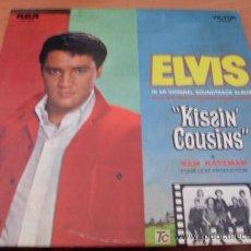 Discos de vinilo: ELVIS PRESLEY (KISSIN COUSINS ) LP USA RCA ( EX / EX ) LSP 2894. Lote 14598178