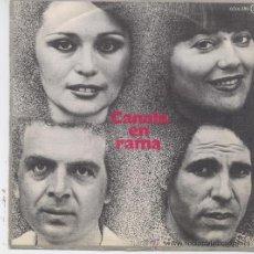 Discos de vinil: CANELA EN RAMA,LA NOCHE NOS OFRECE PROMO. Lote 14591259