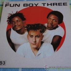 Discos de vinilo: THE FUN BOY THREE ( THE FUN BOY THREE ) CANADA - 1982 LP33 CHRYSALIS RECORDS. Lote 14620784