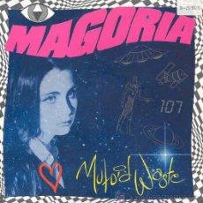 Discos de vinilo: MAGORIA - MUTOID WASTE - SINGLE PROMOCIONAL ESPAÑOL DE 1990. Lote 14626553