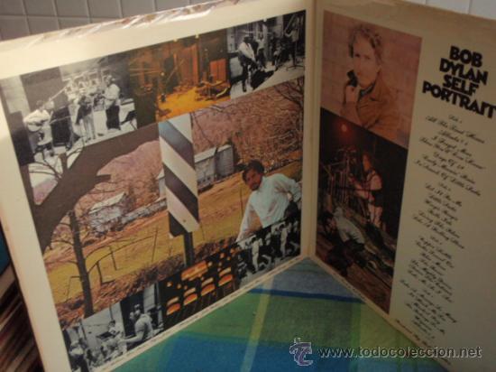 Discos de vinilo: BOB DYLAN ( SELF PORTRAIT ) 2LPS USA COLUMBIA CARATULA DOBLE - Foto 2 - 14643277