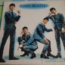 Discos de vinilo: THE BEATLES ( RARE BEATLES ) 1982 - ENGLAND LP33. Lote 14647686