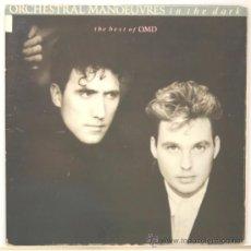 Discos de vinilo - ORCHESTRAL MANOEUVRES IN THE DARK omd the best of LP carpeta doble virgin 1988 - 14671955