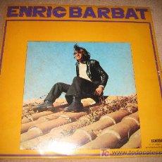 Disques de vinyle: ENRIC BARBAT - 1971 - VINILO COMO NUEVO - JORDI SABATER, TAPI ... ETC. Lote 14717083