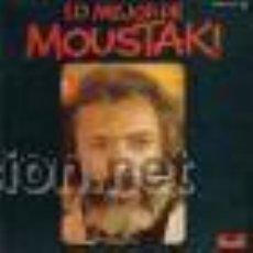 Discos de vinilo: LO MEJOR DE MOUSTAKI AÑO 1975. Lote 24183645