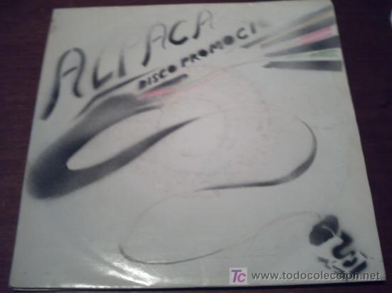 ALPACA /SINGLE PROMOCIONAL/NAVIDADES BLANCAS + MIRA QUE ERES LINDA/ PEPETO (Música - Discos - Singles Vinilo - Grupos Españoles de los 90 a la actualidad)