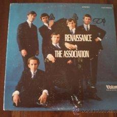 Discos de vinilo: ASSOCIATION - RENAISSANCE - (USA-VALIANT-1967) GARAGE POP PSYCH LP. Lote 26804845