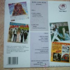 Discos de vinilo: EP- MANTENEMOS VIVA LA MUSICA( VAINICA DOBLE /LONE STAR/BRUNO LOMAS /AGUAVIVA. Lote 101322598