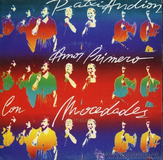 PATXI ANDIÓN Y MOCEDADES - 1983 (Música - Discos - Singles Vinilo - Solistas Españoles de los 70 a la actualidad)