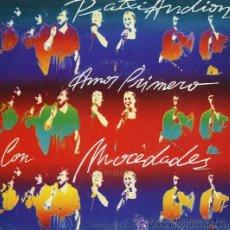 Discos de vinilo: PATXI ANDIÓN Y MOCEDADES - 1983. Lote 20507663