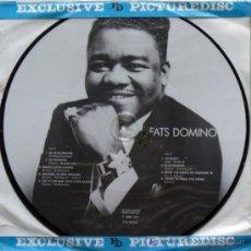 Discos de vinilo: DISCO VINILO LP-FATS DOMINO-PICTURE DISC. Lote 26712542