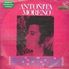 Discos de vinilo: ANTOÑITA MORENO - LP. Lote 16852288