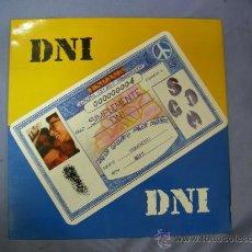 Discos de vinilo: LP DNI . Lote 27388786