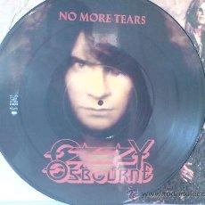 Discos de vinilo: OZZY OSBOURNE - NO MORE TEARS - MAXI PICTURE DISC FOTODISCO - VINILOVINTAGE. Lote 27604471