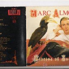 Discos de vinilo: MARC ALMOND(SOFT CELL)-STORIES OF JOHNNY-DOUBLE SINGLE-GATEFOLD SLEEVE-UK 85.. Lote 27087780