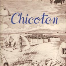 Discos de vinilo: LP ARAGON FOLK: CHCOTEN . Lote 24886962