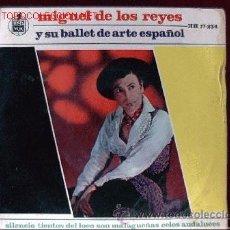 Discos de vinilo: MIGUEL DE LOS REYES - SINGEL EP CON 4 TEMAS DE SELLO HISPAVOX EDICION ESPAÑOL DEL AÑO 1964. Lote 24091552