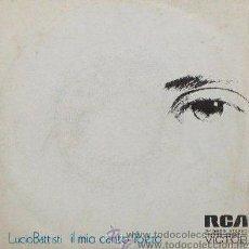 Discos de vinilo: LUCIO BATTISTI - IL MIO CANTO LIBERO - 1973. Lote 178566365