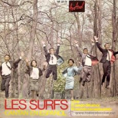 Discos de vinilo: LOS SURFS EP SELLO HISPAVOX AÑO 1965 EN ESPAÑOL. Lote 14832301