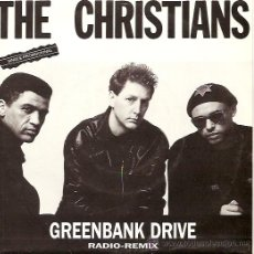 Discos de vinilo: THE CHRISTIANS SINGLE SELLO ISLAND RECORDS AÑO 1990 PROMOCIONAL. Lote 14862800