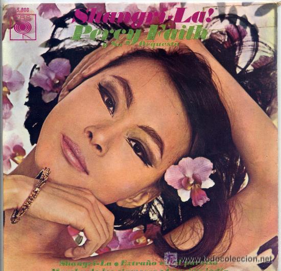 PERCY FAITH / SHANGRI-LA / EXTRAÑO EN EL PARAISO / MARCHA DE LOS SIAMESES/ CANCION INDIA (EP 64) (Música - Discos de Vinilo - EPs - Disco y Dance)